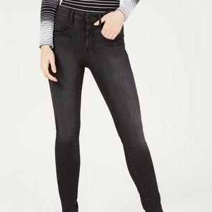 GUESS Women's Chevron 1981 Skinny Jeans | Black